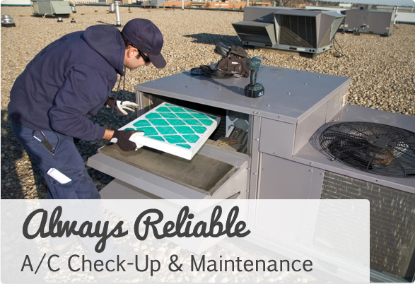 Air Conditioner Check-up & Maintenance
