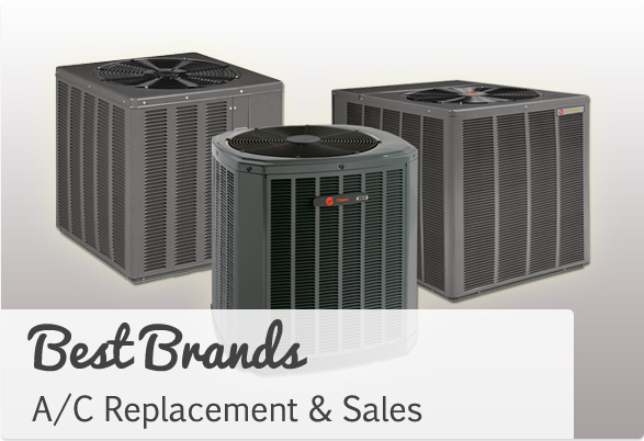 New Air Conditioner Sales & Installation