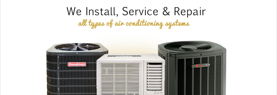 Air Conditioner Installation, Maintenance, Sales & Repair