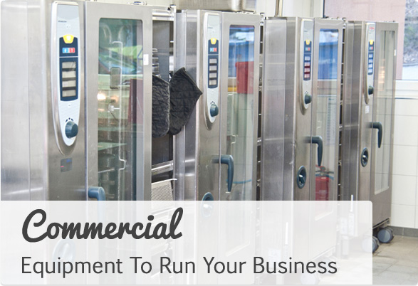 Commercial Restaurant Equipment, & Commercial Refrigeration