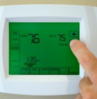 Air Conditioner Programmable Thermostat